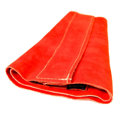 """Orange 1 Pair Stanco L9VC-L Welder/'s Leather Sleeve 10-1//2/"""" With Velcro"""