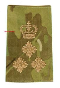 New-Multicam-MTP-British-Forces-Brigadier-RANK-SLIDE