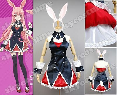Problem Children are Coming from Another World, Black Rabbit Cosplay Costume