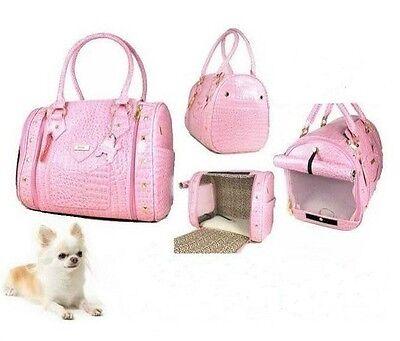 Petcare Pet Dog Cat Bag Carrier Tote Handbag 4colors