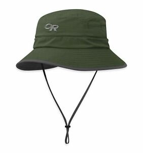 68d04c34ace New Outdoor Research Women s Sombriolet Bucket Hat Green X-Large ...