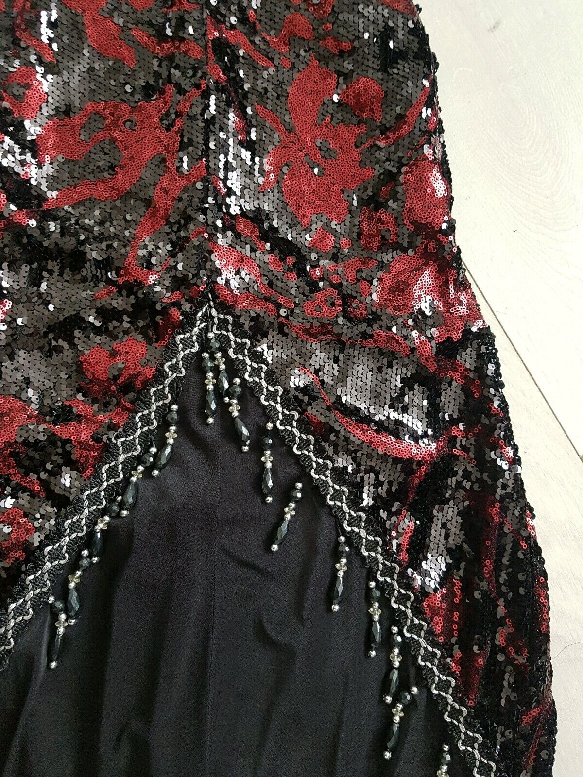 Doll house celeb boutique sequin sequin sequin beaded prom formal evening gown PLT goddess 422df0