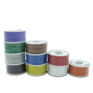 250M-Electrical-Wire-Wrapping-Wire-Wrap-10-Colors-Copper-OK-Wire-PCB-Wire-Tool