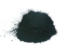 how to make black iron oxide powder