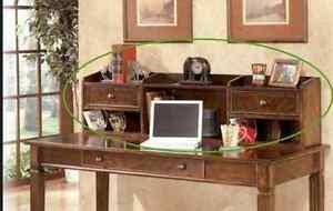 s l300 - 12+ Ashley Furniture Signature Design - Home Office Small Desk - Medium Brown  Pictures