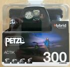 Petzl Actik 300 Lumens Hybrid Concept