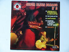 Super blues parade N°2 JOHN MAYALL TEN YEARS AFTER  SAVOY BROWN JACK DUPREE BOYD