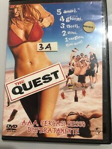 DVD-THE-QUEST