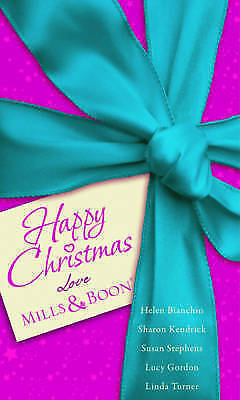 """""""AS NEW"""" Happy Christmas Love Mills & Boon: A Christmas Marriage Ultimatum / Yul"""