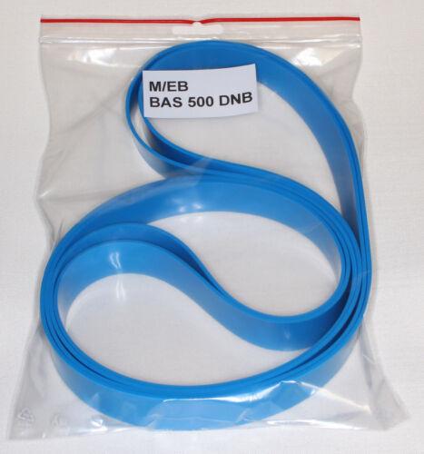 BAS 500 DNB 2x Bandage Belagband für die Bandsäge Metabo Elektra Beckum BAS500