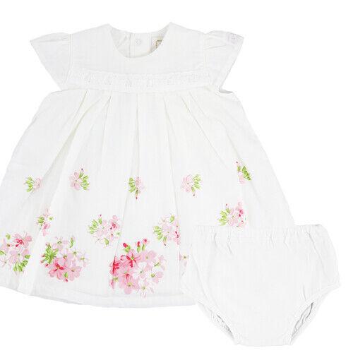 Emile Et Rose Filles Robe /& Culotte-Floral BNWT ER8324