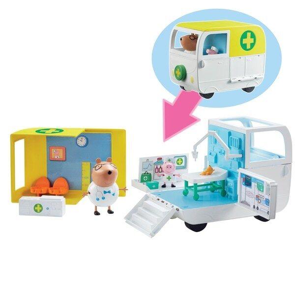Peppa Pig Mobile Medical Centre BNIB ships fast