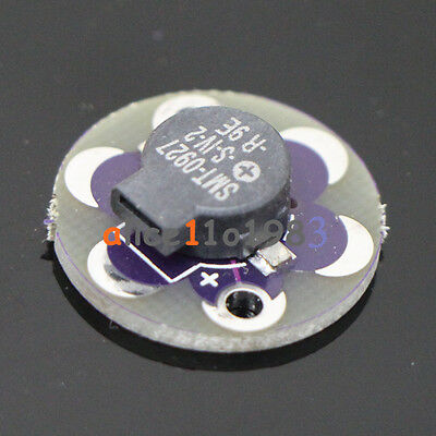 New LilyPad Buzzer module for arduino