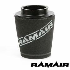 RAMAIR INDUCTION FOAM CONE AIR FILTER UNIVERSAL 70mm OFFSET NECK - 125mm TALL