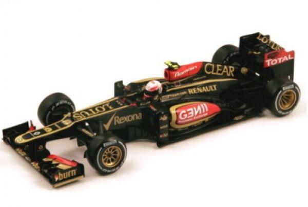 Lotus E21 N º 8 8 8 Romain Grosjean Australian Gp 2013 16283b