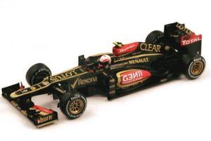 Lotus E21 N°8 Romain Grosjean Australien Gp 2013