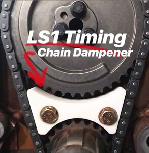 Details about LS1 Timing Chain Dampener V8 4 8 5 7 5 3 6 0 LS LSX GM