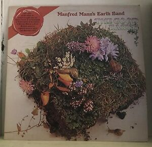 MANFRED-MANN-039-S-EARTH-BAND-The-Good-Earth-1974-UK-Vinyl-LP-EXCELLENT-CONDITION