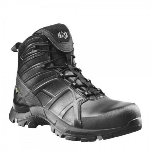 HAIX Black Eagle Safety 50 Mid Goretex Utility Boots Workwear S3 Boots
