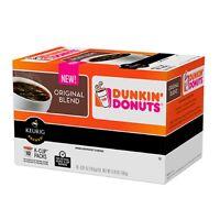 Dunkin Donuts K-cups Original Blend (medium Roast), 1 Box Of 10 K Cups
