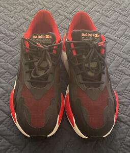 Puma-Red-Bull-Racing-RS-X-Men-039-s-Sneakers-Size-11-5