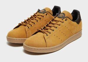 Adidas-Originals-Stan-Smith-Sneaker-Hommes-Tan-UK-10