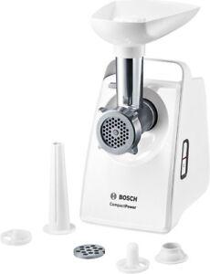 Bosch Hausgerate Bosch Fleischwolf Compactpower Ebay