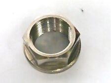 SUZUKI GSXR 750 GSXR750 1996 - 2010  REAR AXLE FLANGED NUT TITANIUM M25X1.5 R2C7