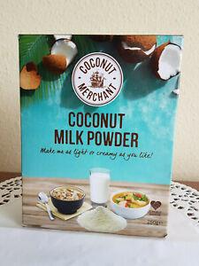 Coconut-Merchant-COCONUT-MILK-POWDER-250g-Vietnam-COCCO-latte-in-polvere-vegan-OVP
