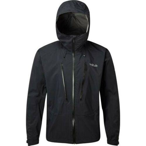 Rab Downpour Alpine Black. Medium