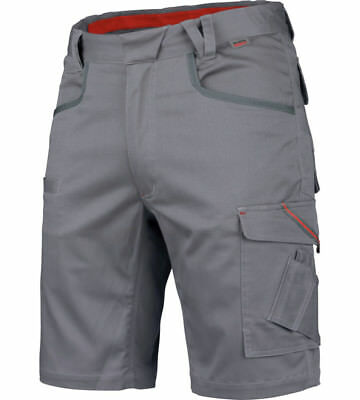 Provided Arbeitsshorts Stretch X Grau Arbeitskleidung & -schutz