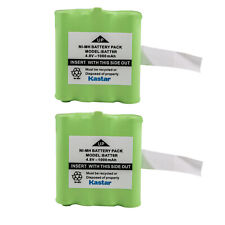 2x NEW Two Way 2-Way Radio Battery for Midland LXT319 LXT320 LXT322 LXT323 HOT!