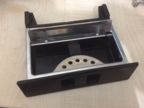 Fiat X19 X1//9 Genuine 1500 1978-1990 Ashtray in Black Good Condition 4403621