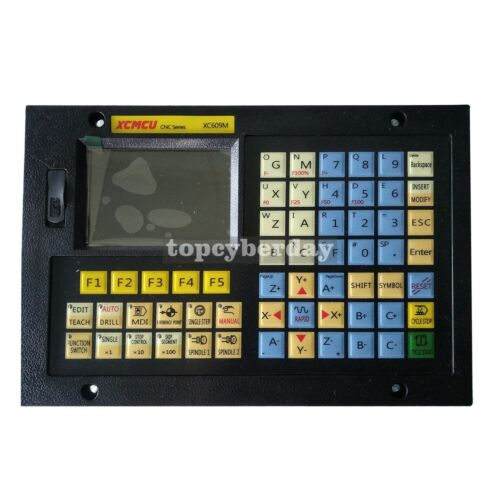 4-Axis CNC Controller CNC Control System 32bits for Various Machines XC609MD