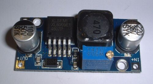 Signal Sources & Conditioning Adjustable Power Supplies Step