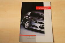 69348) Opel Astra Irmscher Prospekt 02/2004