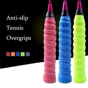 Badminton-Raquette-Grip-Tennis-Raquette-Surmoulage-Tige-De-Canne-A-Peche