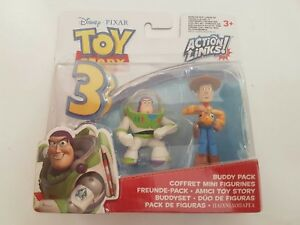 Figurine DISNEY PIXAR Toy Story 3 WOODY 10 cm Neuve