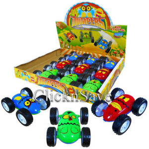 Flip Over Stunt voiture friction powered 4 roues motrices 4 x 4