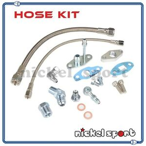 Turbo-Oil-Feed-and-Drain-Line-Kit-TOYOTA-CT12-CT20-CT26