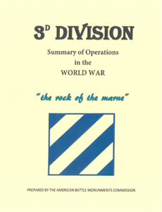 Details about WW I US Army Rock of the Marne! 3rd Infantry Division Roster  Book History