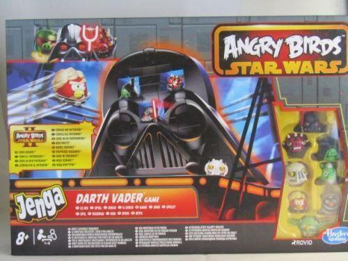 Hasbro A4805E24 - Angry Birds Star Wars Jenga Rise of Darth Vader - Neu / OVP