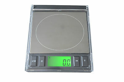 Digital Mini  Pocket CD Scale  Counting 1000 g x 0.1 g ,Carat Gram Jewellery,
