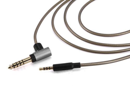 4.4mm Upgrade BALANCED Audio Cable For AKG Y40 Y50 Y50BT Y45BT headphones