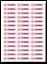 48-ETIQUETAS-PARA-MARCAR-ROPA-PERSONALIZADAS-TERMOADHESIVO-COLEGIO-ESCUELA miniatura 3