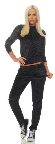 4142 Cooler Femmes Tailleur-Pantalon Loisirs Costume Chemise manches longues joggpants Pull Pantalon
