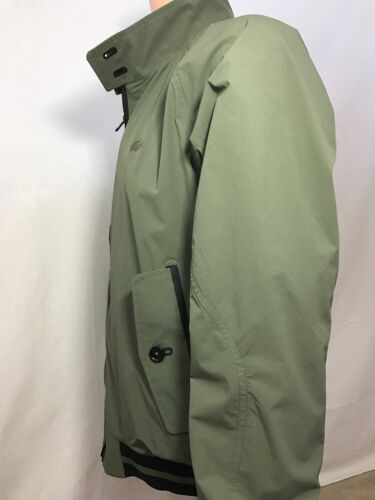 size S New Lacoste Men/'s Sports Jacket Green EUR 50