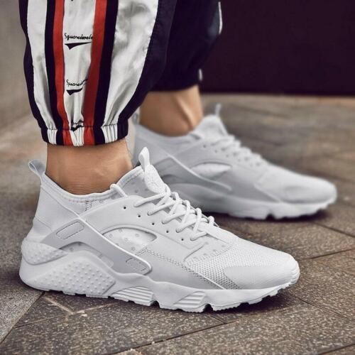 New Mens Walking Tennis Running Shoes Slip on Casual Fashion Sneakers Breathable
