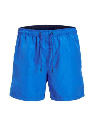 Jack /& Jones Swim Shorts Mens Quick Dry Drawstring Elasticated Trunks Swimwear