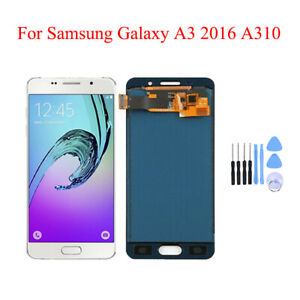 New-For-LCD-Display-Touch-Screen-For-Samsung-Galaxy-A3-2016-SM-A310-A310F-H
